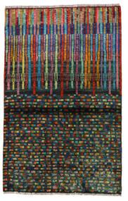 Moroccan 베르베르 - Afghanistan 러그 88X140 정품 모던 수제 다크 그레이 (울, 아프가니스탄)