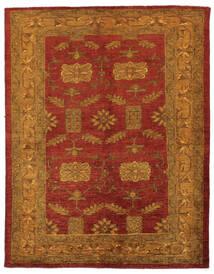 Oriental Overdyed 러그 144X183 정품 모던 수제 다크 브라운/다크 레드/베이지 (울, 페르시아/이란)