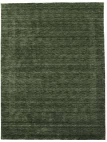 베틀 Gabba - 포레스트 그린 러그 210X290 모던 다크 그린 (울, 인도)