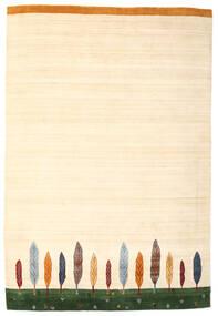 로리바프 Loom 러그 204X301 정품  모던 수제 베이지 (울, 인도)