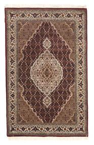타브리즈 Royal 러그 117X183 정품  오리엔탈 수제 다크 레드/브라운 ( 인도)