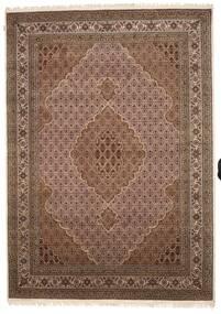 타브리즈 Royal 러그 248X349 정품 오리엔탈 수제 브라운/다크 브라운 ( 인도)