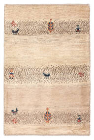 가베 Persia 러그 58X88 정품  모던 수제 베이지/라이트 핑크 (울, 페르시아/이란)