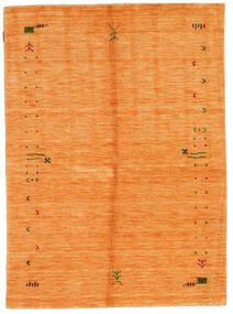 가베 Loom Frame - Secondary 러그 140X200 모던 크림슨 레드/오렌지/러스트 레드 (울, 인도)