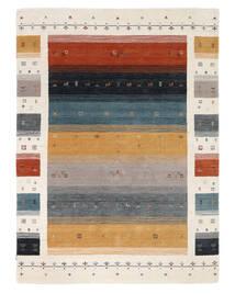 로리바프 Loom Designer - Multi 러그 160X230 모던 블랙/화이트/크림 (울, 인도)