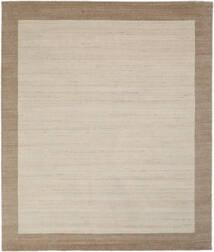 베틀 Frame - 천연/샌드 러그 250X300 모던 라이트 브라운/라이트 그레이/다크 브라운 대형 (울, 인도)