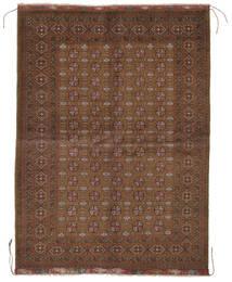 아프가니스탄 러그 174X233 정품  오리엔탈 수제 블랙/베이지 (울, 아프가니스탄)