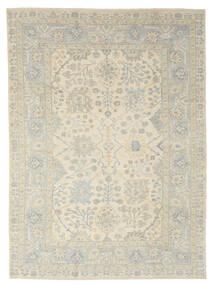 오우샤 Design 러그 194X272 정품  모던 수제 올리브 그린/라이트 그린 (울, 아프가니스탄)