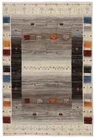 가베 Loribaft 러그 122X184 정품  모던 수제 다크 브라운/라이트 브라운 (울, 인도)