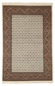 Mir 인도 러그 120X184 정품  오리엔탈 수제 다크 브라운/블랙 (울, 인도)