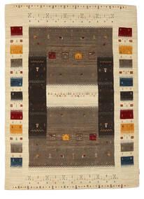 로리바프 Loom 러그 170X237 정품  모던 수제 다크 브라운/라이트 브라운 (울, 인도)