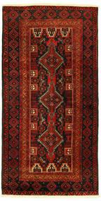 벨루치 러그 96X193 정품  오리엔탈 수제 (울, 페르시아/이란)