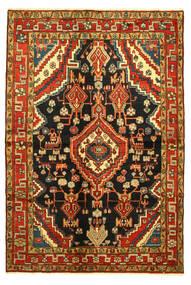 하마단 러그 138X203 정품  오리엔탈 수제 (울, 페르시아/이란)